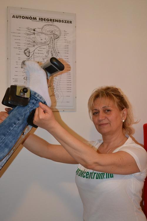 Gravitációs pad gerinc, térd és derékproblémák kezelésére - NyirokCentrum Debrecen